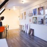 De studio bij RJ in beeld Nijeveen